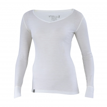 Women's Woolies 1 V-Neck by Ibex