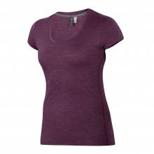 Women's OD Heather T by Ibex in Missoula Mt