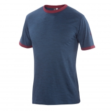 Men's Ringer T by Ibex
