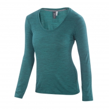 Women's OD Heather Crew by Ibex in Smithers Bc