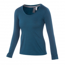 Women's OD Heather Crew by Ibex in Miamisburg Oh