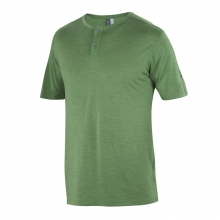 Men's Henley T by Ibex