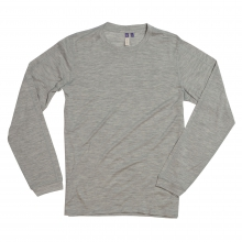 Men's OD L/S Crew by Ibex
