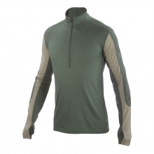 Men's W2 Sport Zip by Ibex