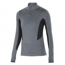 Women's Indie Half Zip by Ibex in Squamish Bc