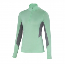 Women's Indie Half Zip by Ibex in Fairbanks Ak