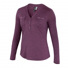Women's OD Shanti Henley by Ibex in Truckee Ca