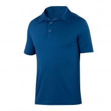 Men's VT Polo by Ibex in Fairbanks Ak