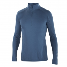 Men's Woolies 2 Zip T-Neck by Ibex