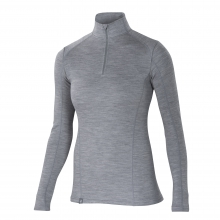 Women's Woolies 2 Zip T-Neck by Ibex