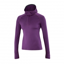Women's Indie Hoody by Ibex in North Vancouver Bc
