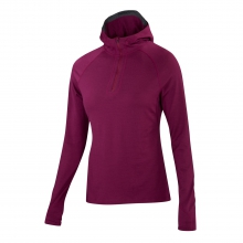 Women's Indie Hoody by Ibex in Truckee Ca