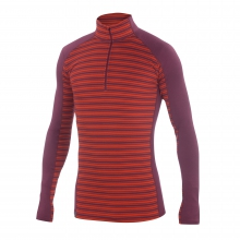 Men's Woolies 2 Zip Neck by Ibex