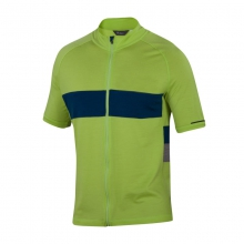 Men's Spoke Full Zip Jersey by Ibex in Glenwood Springs Co