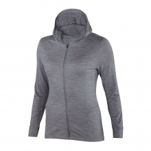 Women's VT Hooded Full Zip by Ibex in Flagstaff Az