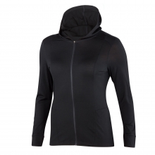 Women's VT Hooded Full Zip by Ibex in Portland Me