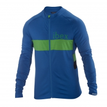 Men's Spoke Full Zip by Ibex