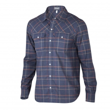 Men's Taos Plaid Shirt by Ibex