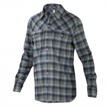Men's Taos Plaid Shirt by Ibex in Portland Me