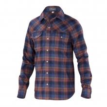 Men's Taos Plaid Shirt by Ibex in Nibley Ut