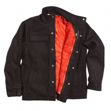 Men's Heritage 3-1 Jacket by Ibex in Okemos Mi