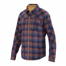 Men's Wool Aire Reversible Camp Shirt-Jac by Ibex
