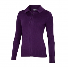 Women's Chroma Sweater Full Zip by Ibex in North Vancouver Bc