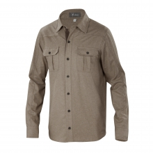 Men's Northstar Shirt by Ibex in Durango Co