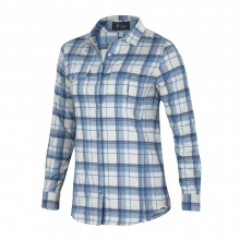 Women's Taos Plaid Shirt by Ibex in Smithers Bc