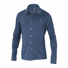 Men's OD Heather Shirt by Ibex in Iowa City Ia