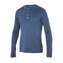Men's OD Henley by Ibex in Missoula Mt