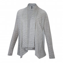 Women's Cascade Cardigan Stripe by Ibex