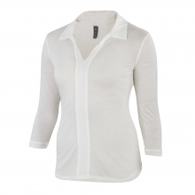 Women's Essential Dress Shirt by Ibex in Branford Ct
