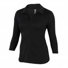 Women's Essential Dress Shirt by Ibex in Portland Me