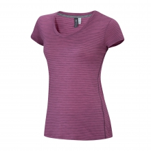 Women's OD Heather T Stripe by Ibex in Chicago Il