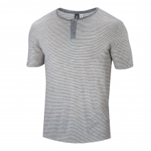Men's OD Henley Stripe by Ibex