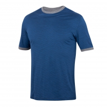 Men's OD Ringer T Stripe by Ibex