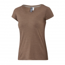 Women's Essential V-Neck by Ibex in Nibley Ut