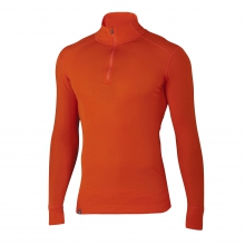 Men's Woolies 1 Zip Neck by Ibex