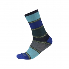 Colorblock Crew Sock by Ibex
