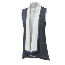 Women's Dyad Shawl Vest by Ibex