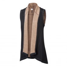 Women's Dyad Shawl Vest by Ibex in Sioux Falls SD