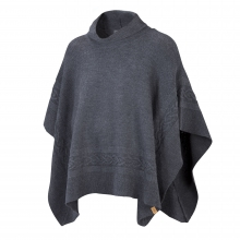 Women's Symphony Sweater Poncho by Ibex in Truckee Ca