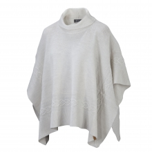 Women's Symphony Sweater Poncho by Ibex in Iowa City Ia