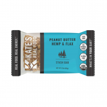 Single Bar | Peanut Butter Hemp & Flax