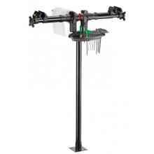 Floor repair Stand-Dual Clamp