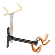 """Storage Rack- """"Bull"""" folding w/adjustable hook angle... by Icetoolz"""