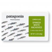 Lemon Olive White Anchovies 4.2 oz
