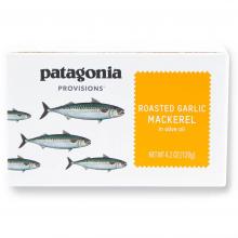 Roasted Garlic Mackerel 4.2 oz