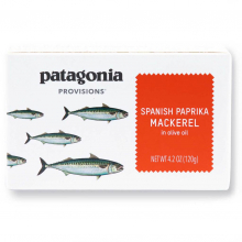 Spanish Paprika Mackerel 4.2 oz by Patagonia Provisions in Golden CO